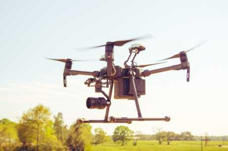 Drone Photo Zachary LA