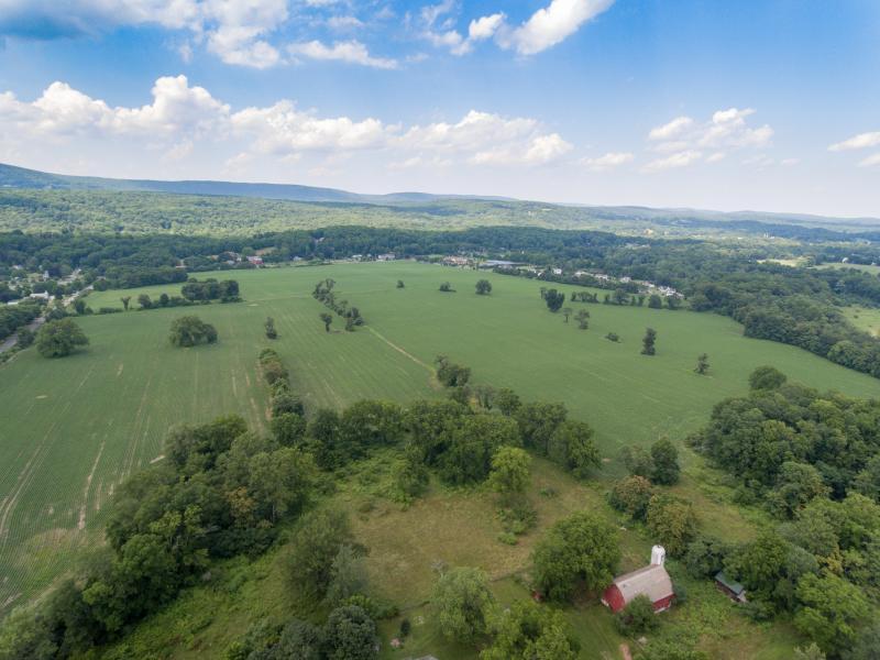 Drone Photo Blairstown NJ