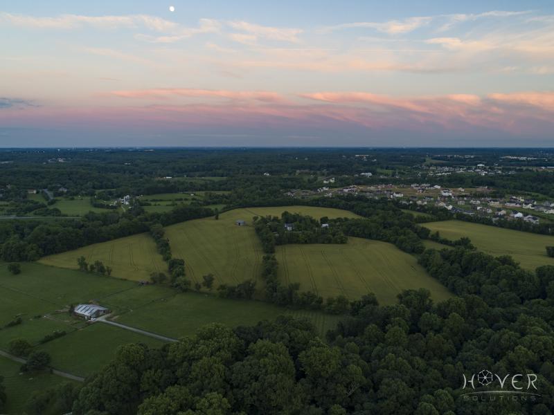 Drone Photo Ellicott City MD