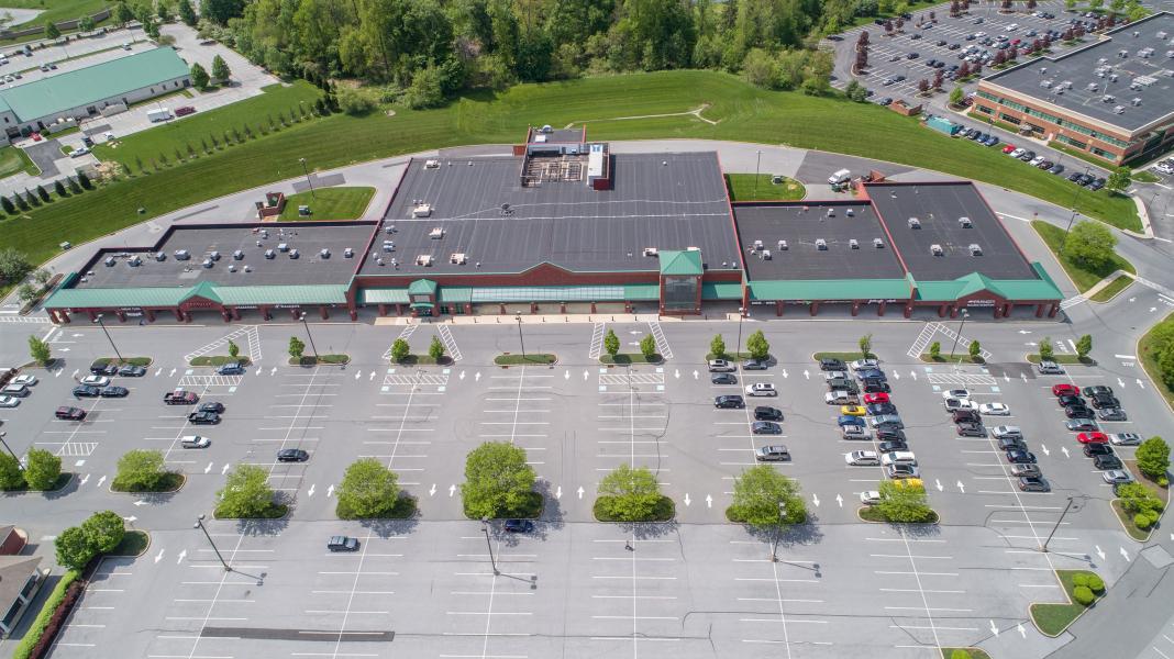 Drone Photo Exton PA