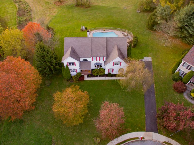 Drone Photo Kennett Square PA