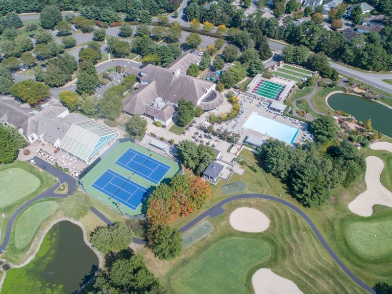 Drone Photo Lakewood Township NJ