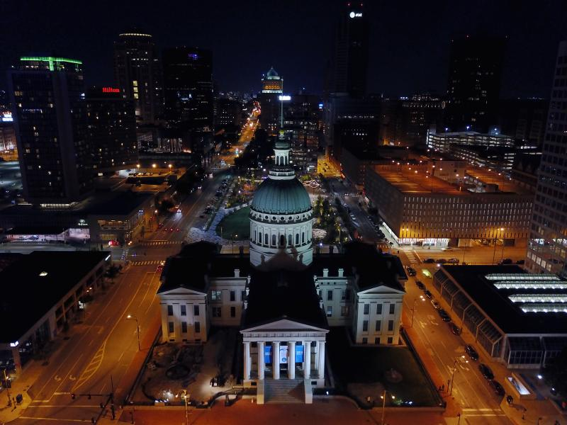 Drone Photo St. Louis MO