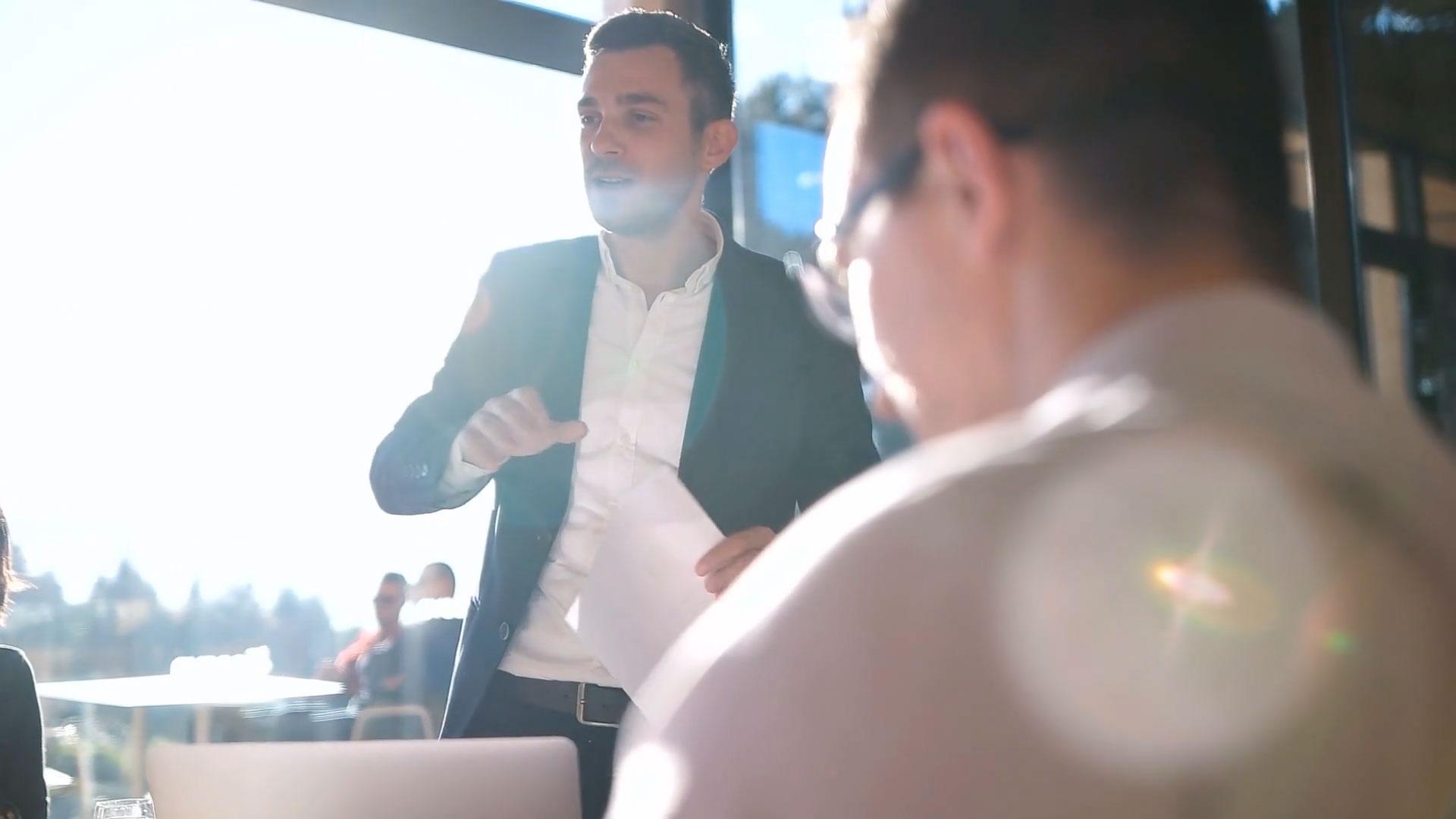 Business Meeting (deposit Fee)