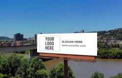 Town Billboard
