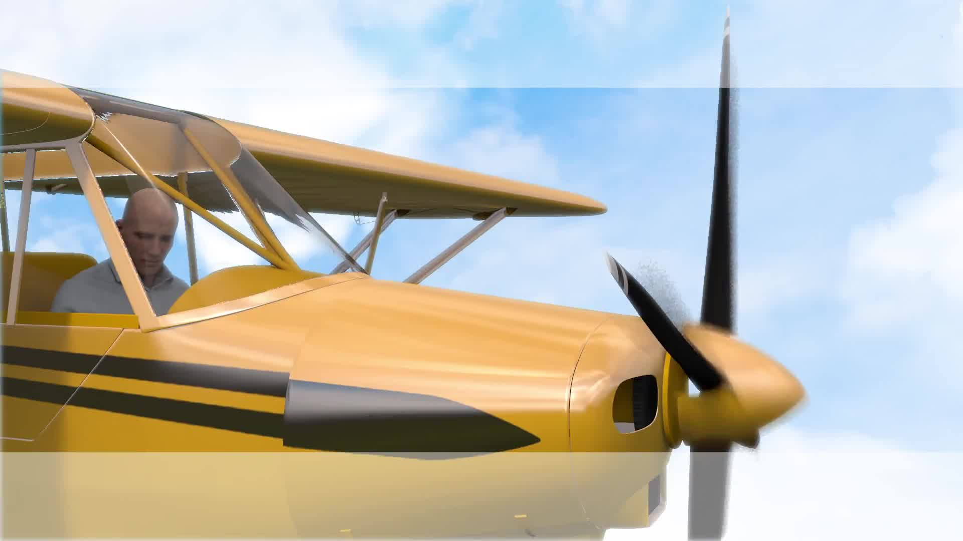Airplane Banner Fb Header