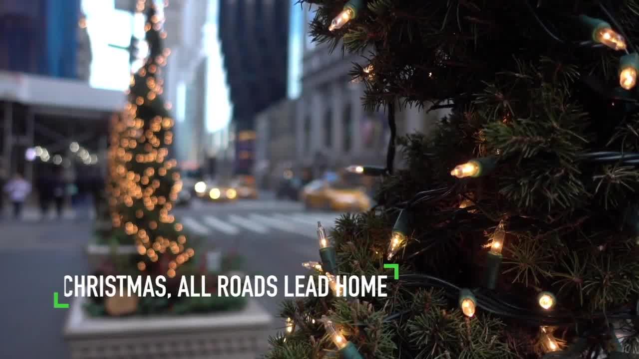 Christmas Billboards (deposit Fee)