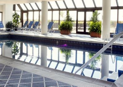 South Tower Indoor Pool