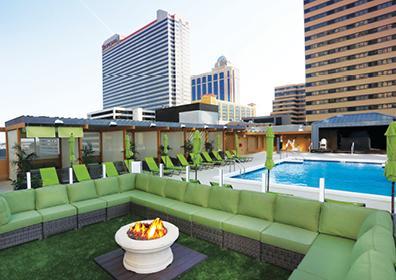 Cabana Five Bar & Pool Deck
