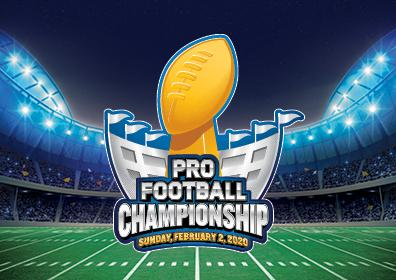 Pro Football Championship at Tropicana