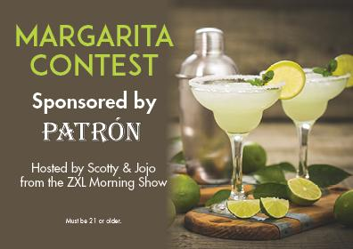 Margarita Contest hosted by Patron at Tropicana