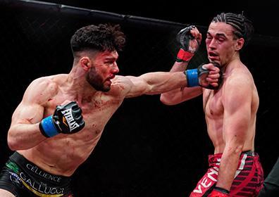 Lou Neglia's Ring of Combat 72 Championship Mixed Martial Arts
