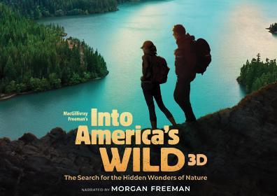 INTO AMERICA'S WILD 3D IMAGE