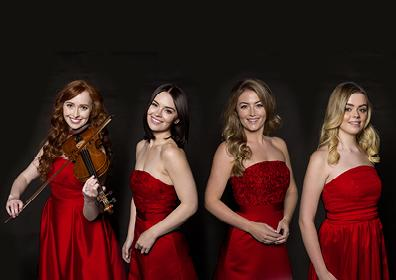 Four women of Celtic Woman