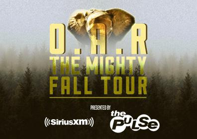 SiriusXM The Pulse Presents: O.A.R. – The Mighty Fall Tour