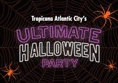 Tropicana Atlantic City Ultimate Halloween Party