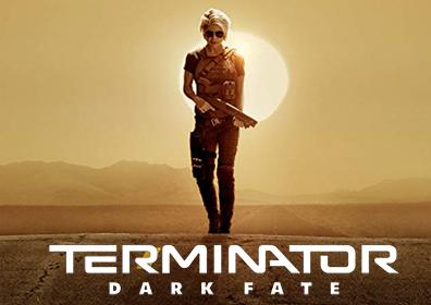 Terminator: Dark Fate web image