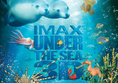 Under the Sea 3D web image
