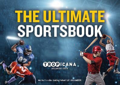 Caesars Sportsbook at Tropicana
