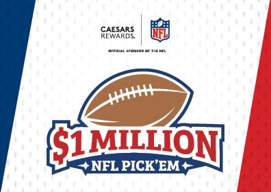 $1 Million NFL Pick-em