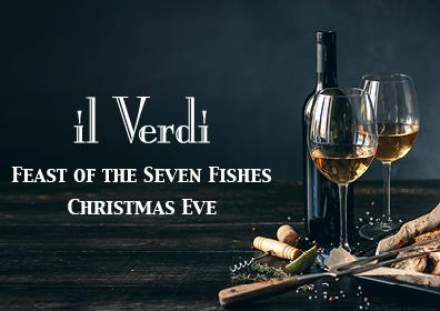 IL Verdi Seven Fishes Dinner