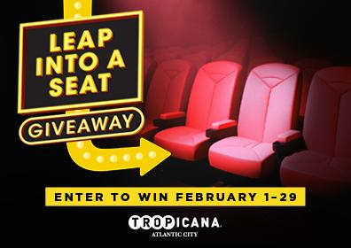 Leap Into A Seat Giveaway!
