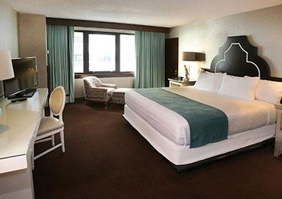 Chelsea Tower King (Accessible) at Tropicana Atlantic City