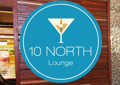 10 North Lounge Tropicana Atlantic City