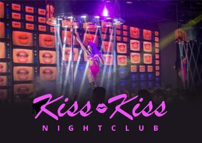 Kiss Kiss Card