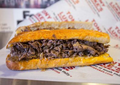 Tony Luke's Atlantic City