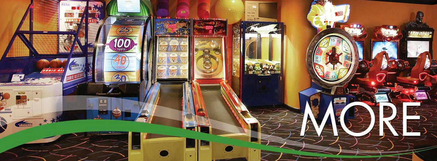 Family Fun Station at Tropicana Atlantic City