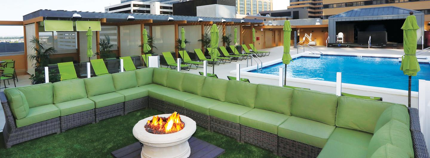 Cabana Five Bar & Pool Deck