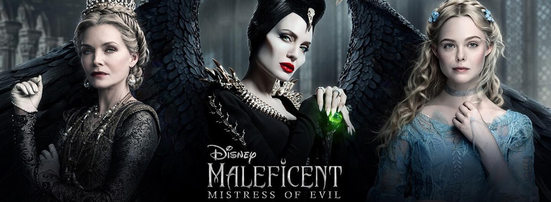 Maleficent: Mistress of Evil web image