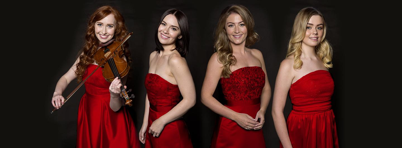 Four women of Celtic Woman