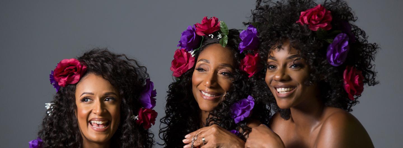 The women of Sister Sledge