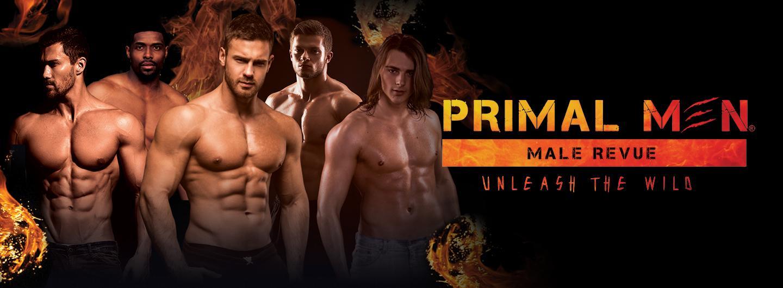 Primal Men Male Revue at Boogie Nights in Tropicana, Atlantic City.