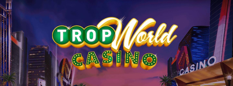 TropWorld Casino Hero