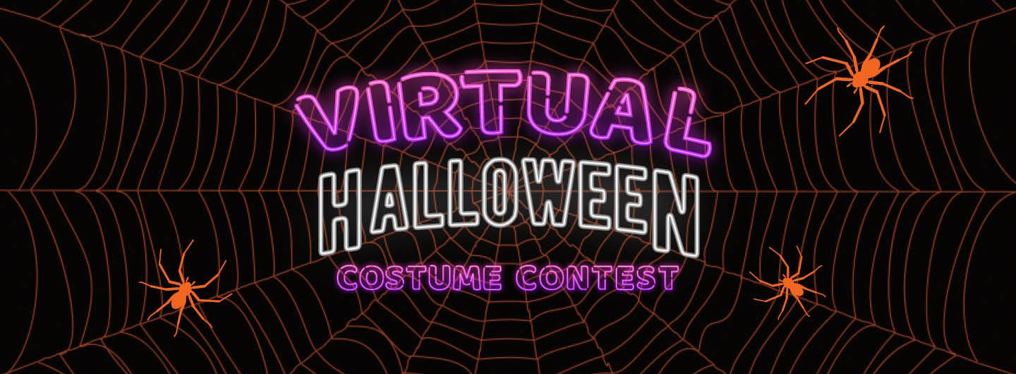 Virtual Halloween Costume Contest
