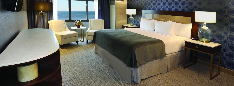 South Tower Standard Room King at Tropicana Atlantic City