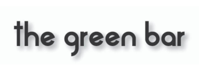 The Green Bar Logo