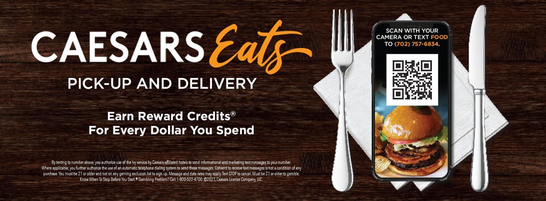 Caesars Eats