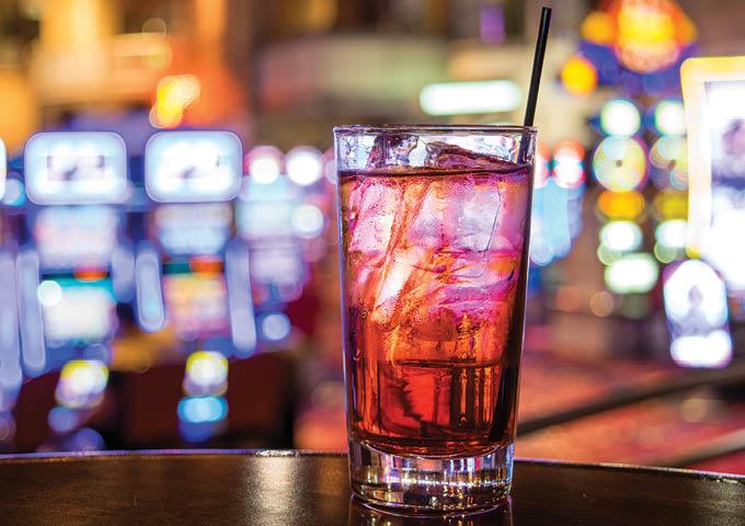 Free Casino Drinks