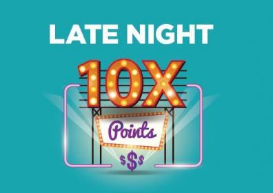 late night 10x