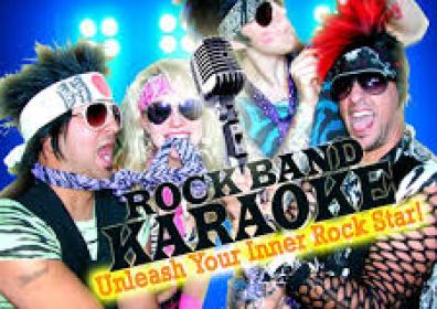 rock band karaoke