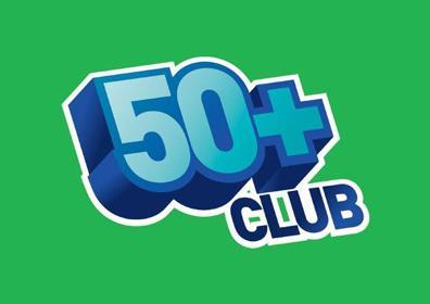 50+ Club Promotion