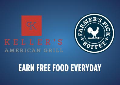 Earn Free Food Everyday Promotion