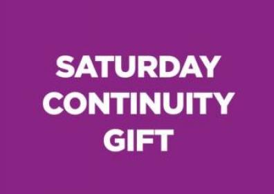 Continuity Gift
