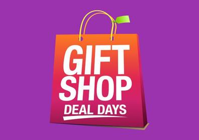 Gift Shop Deal Days
