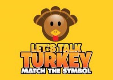 Lets talk Turkey Match the Symbol