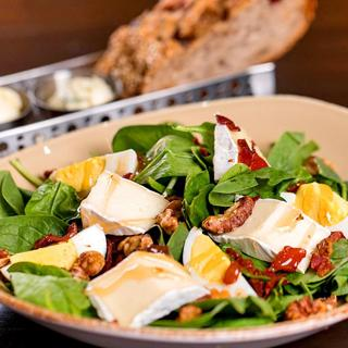 A salad at Keller's American Grill